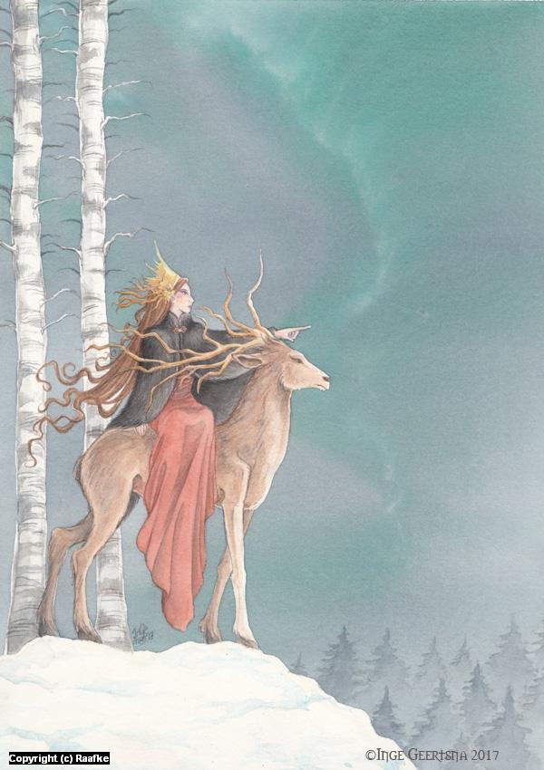 Northern Artwork by Inge Geertsma