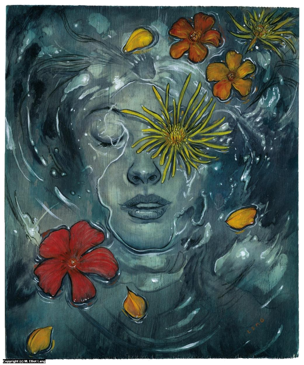 Breath Artwork by Elliot Lang