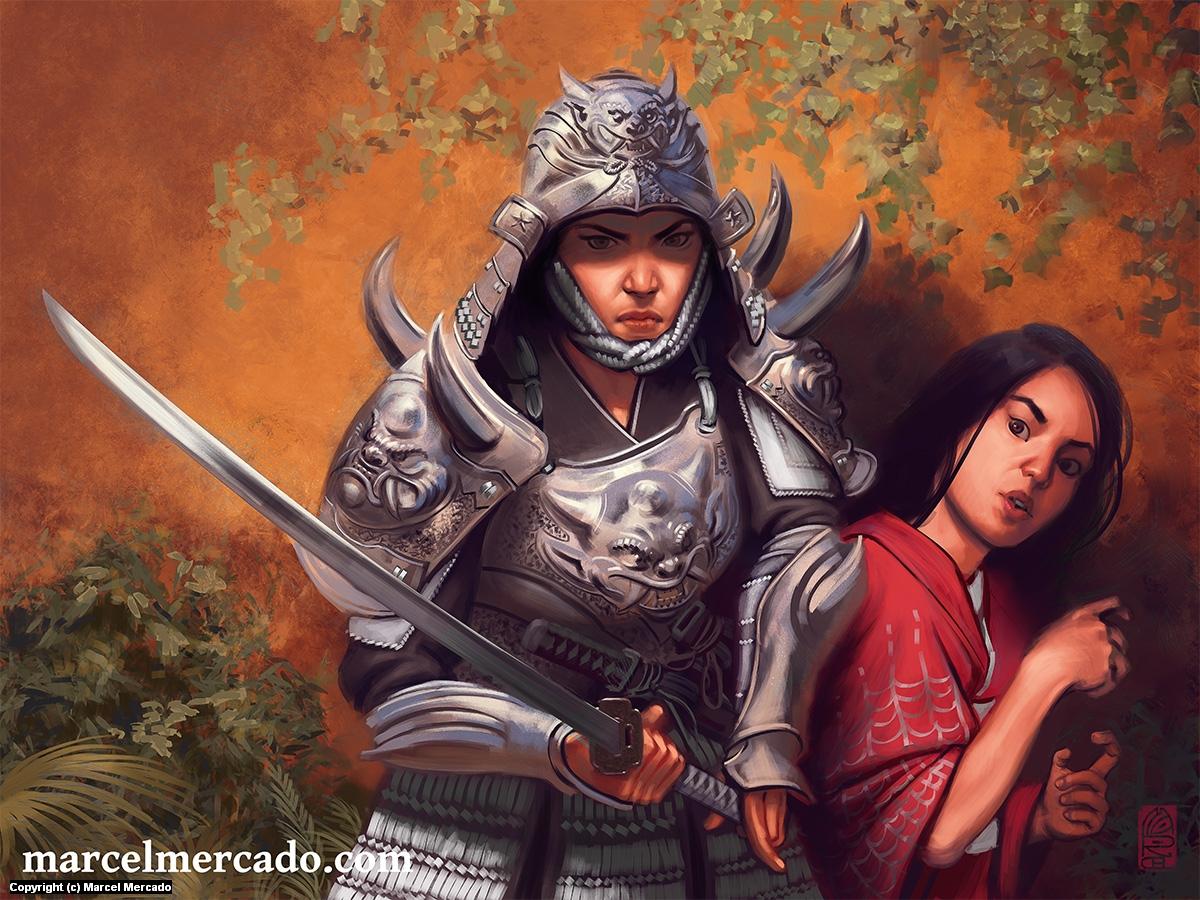 Daigotsu Hachiko Artwork by Marcel Mercado
