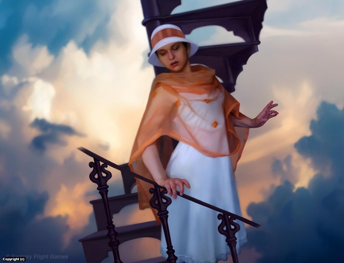 Lucid Dreaming Artwork by Romana Kendelic