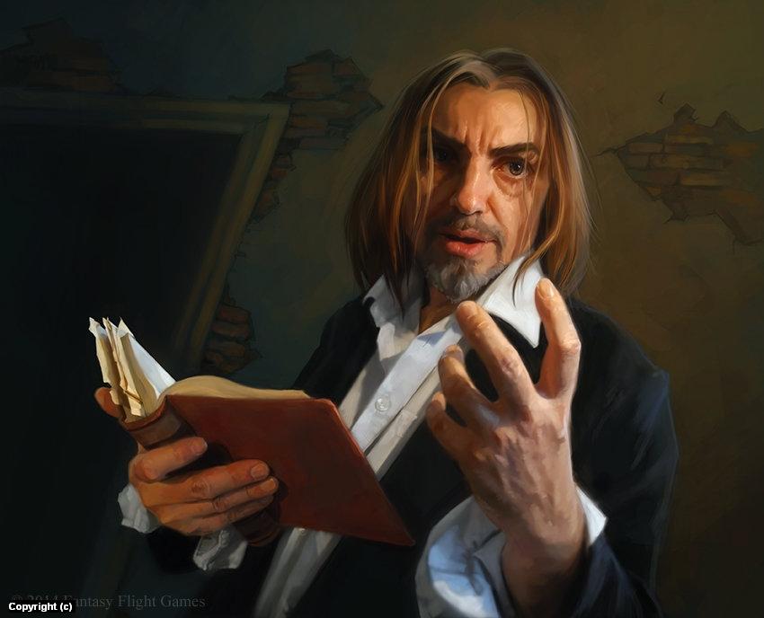 Walter Fitzpatrick Artwork by Romana Kendelic