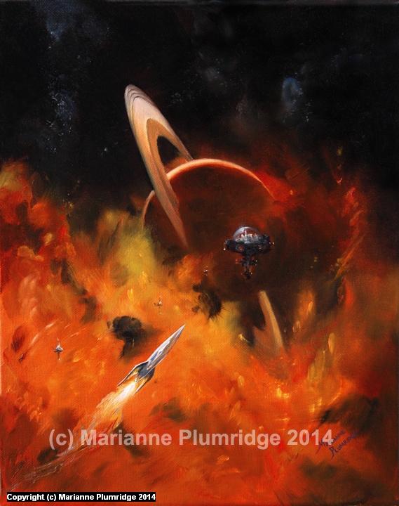 INBOUND Artwork by Marianne Plumridge