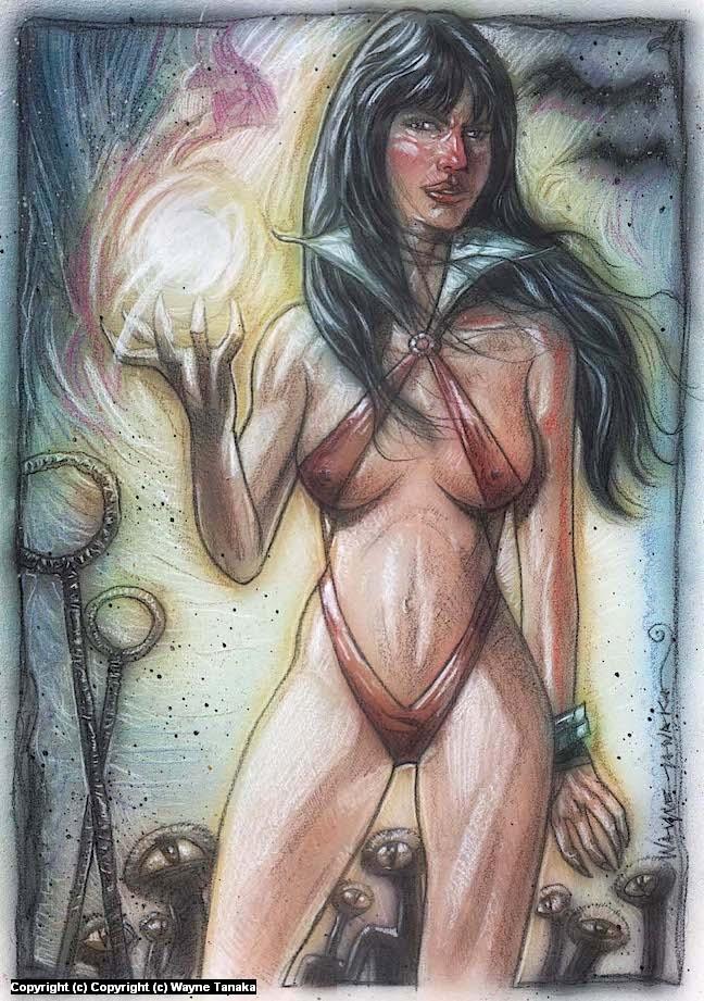 Glow Artwork by Wayne Tanaka