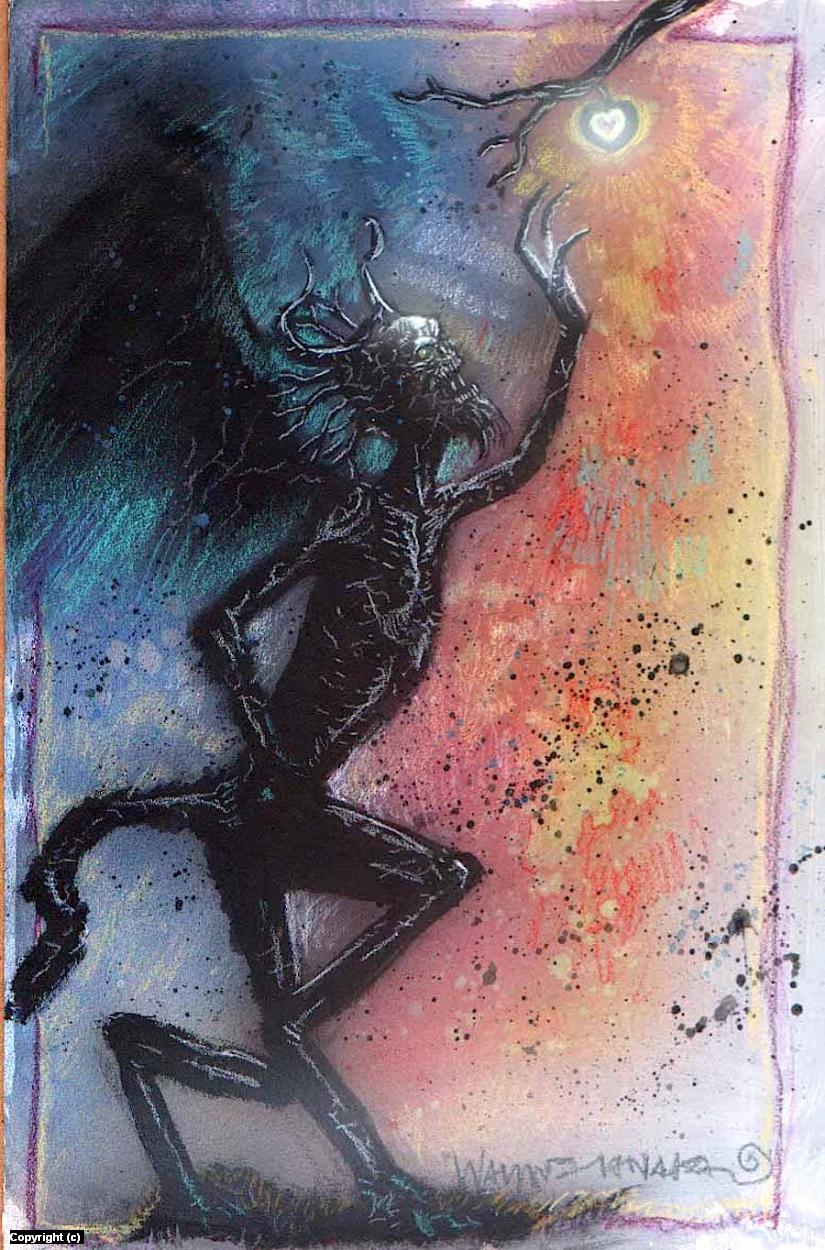 Shine Artwork by Wayne Tanaka