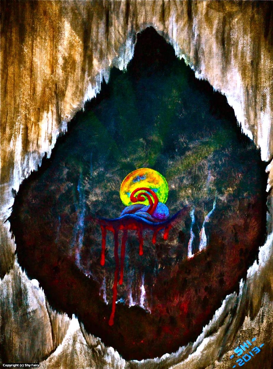 Within Artwork by Sue Prinkey