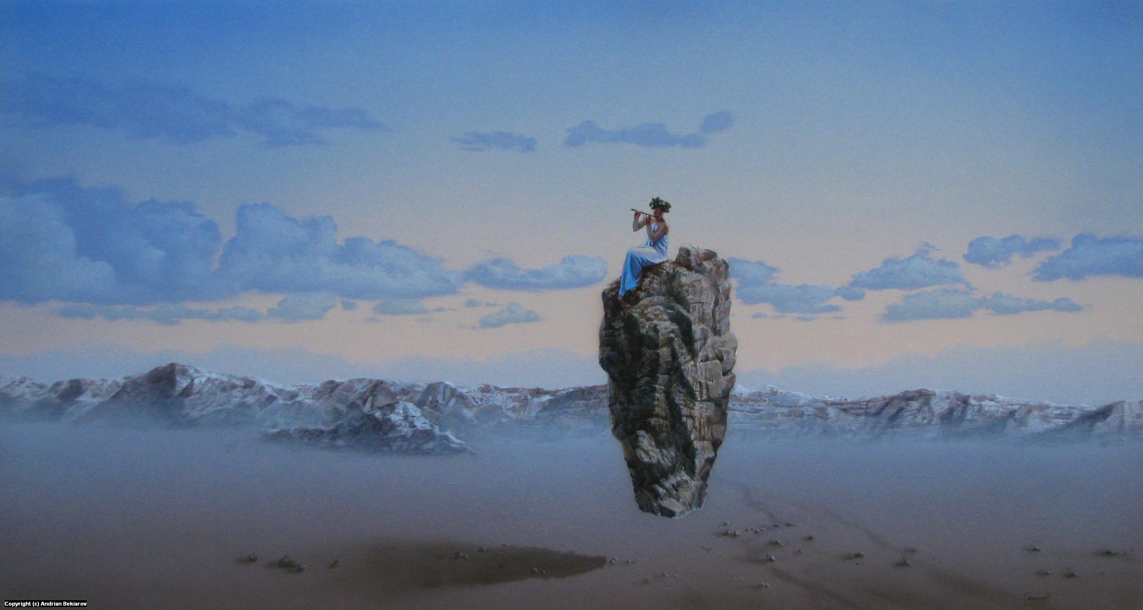 melody Artwork by Andrian Bekiarov