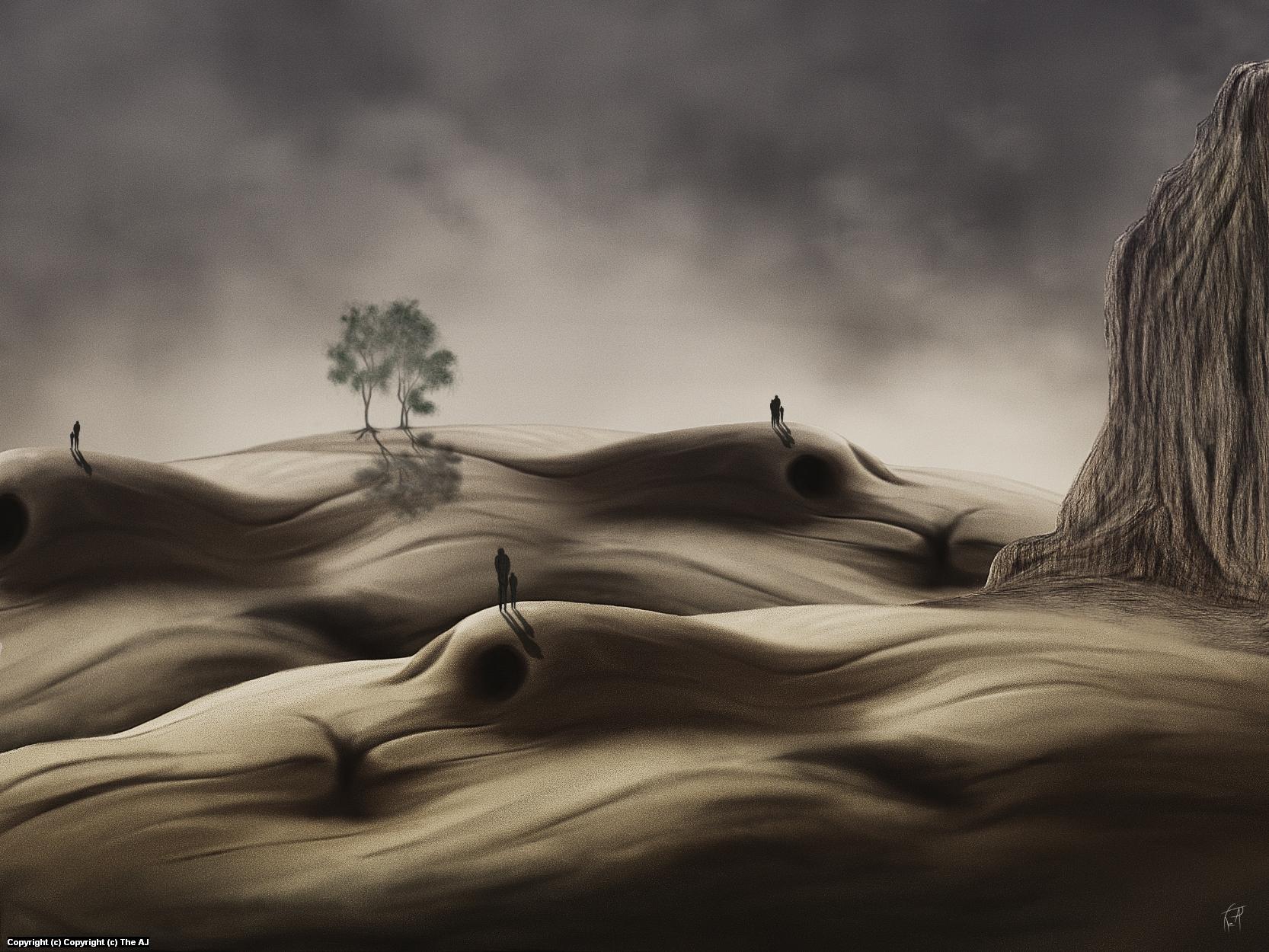 I Artwork by Alain JOUNIAUX