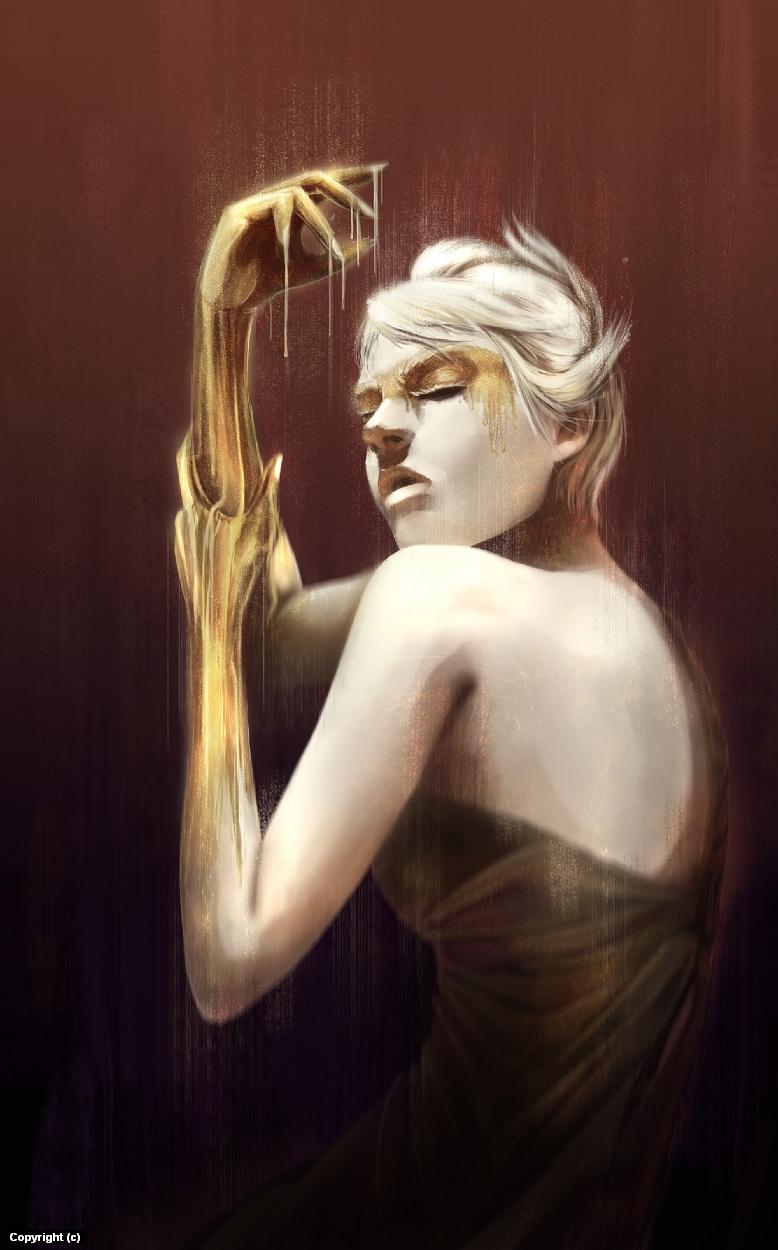 Wicked delight 0002 Artwork by Alvaro Cardozo