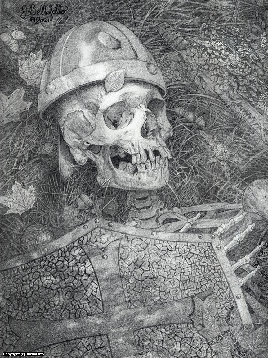 Dust to Dust Artwork by Joseph Bellofatto