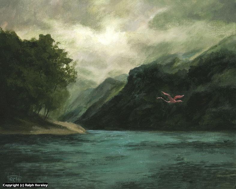 Westing Artwork by Ralph Horsley