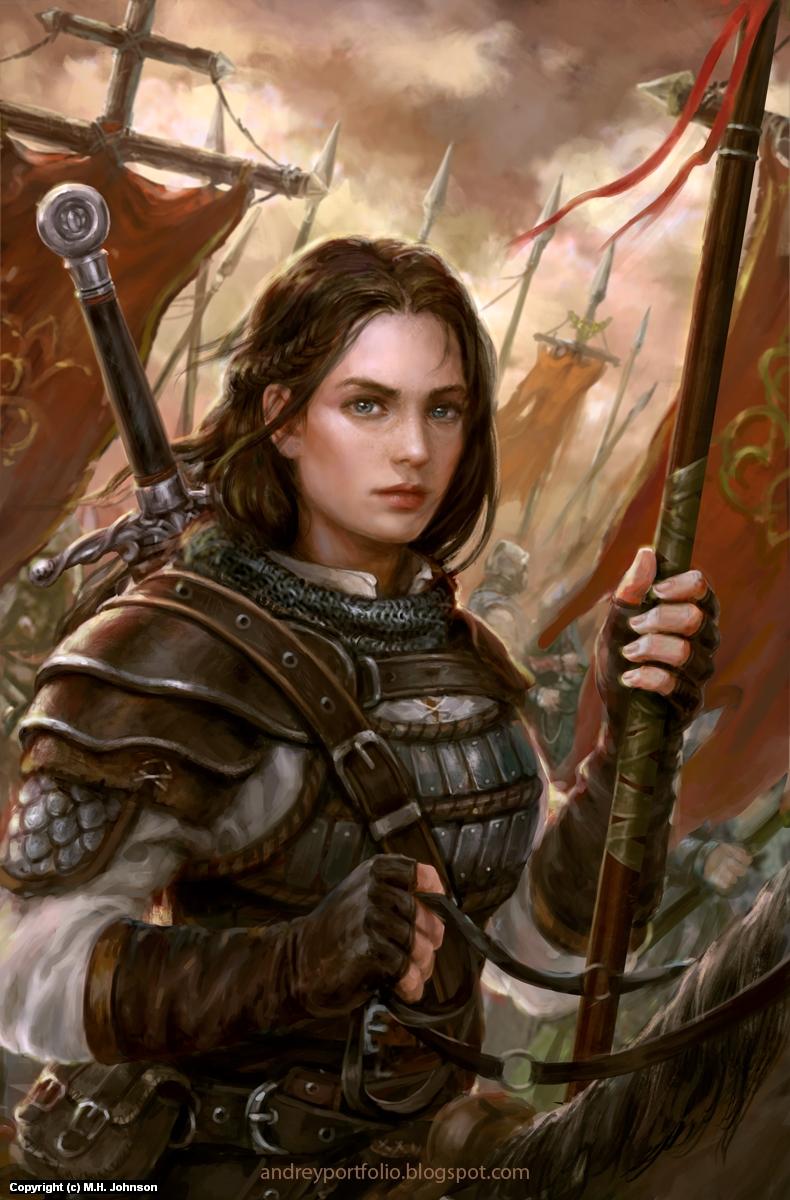 Jess prequel Artwork by Andrey Vasilchenko