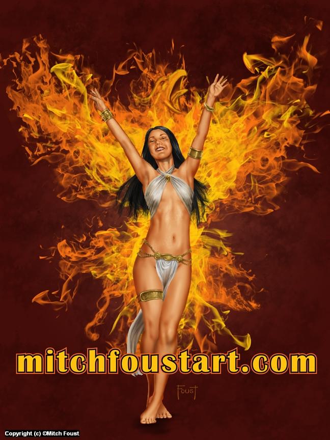mitchfoustart.com Artwork by Mitch Foust
