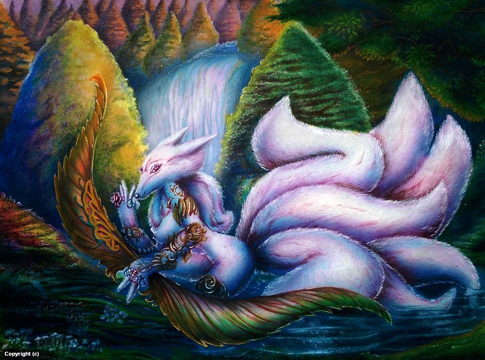 ZurAudaUlim Artwork by Henry Chinchilla Molina
