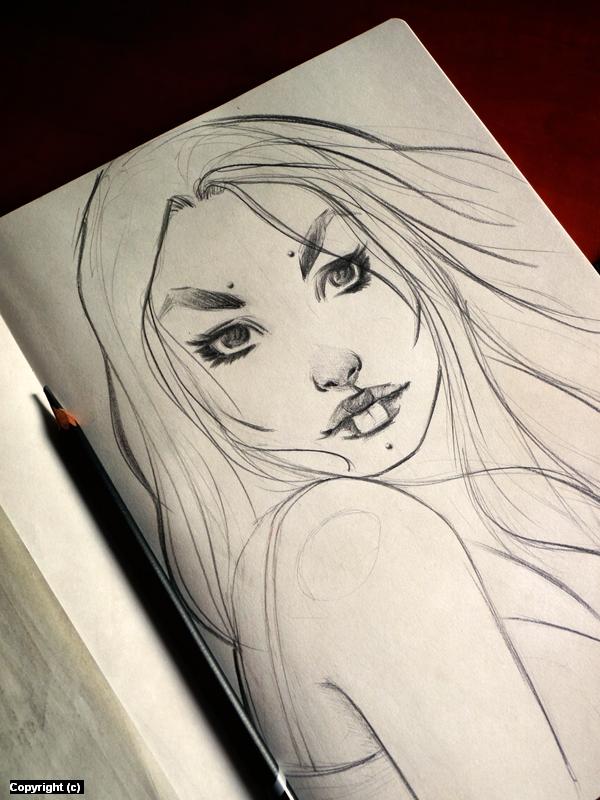 Doodle Artwork by Patryk Wojciechowicz