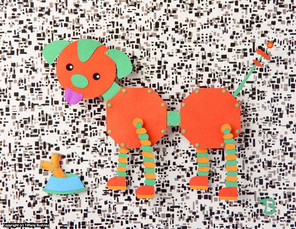 Otis Artwork by Tiffany Budzisz