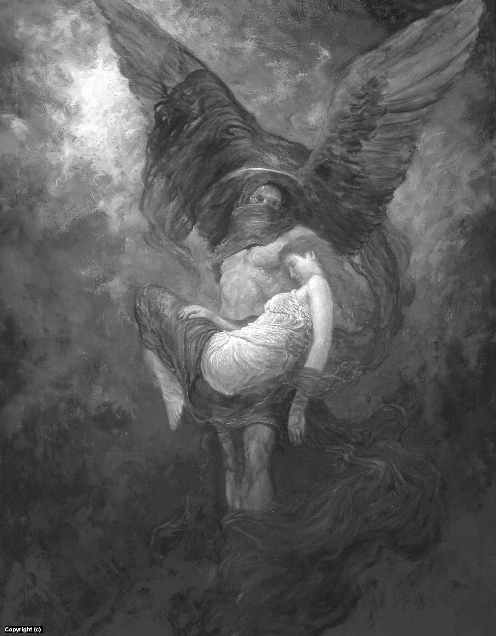 Gabriel's Lament Artwork by marc fishman
