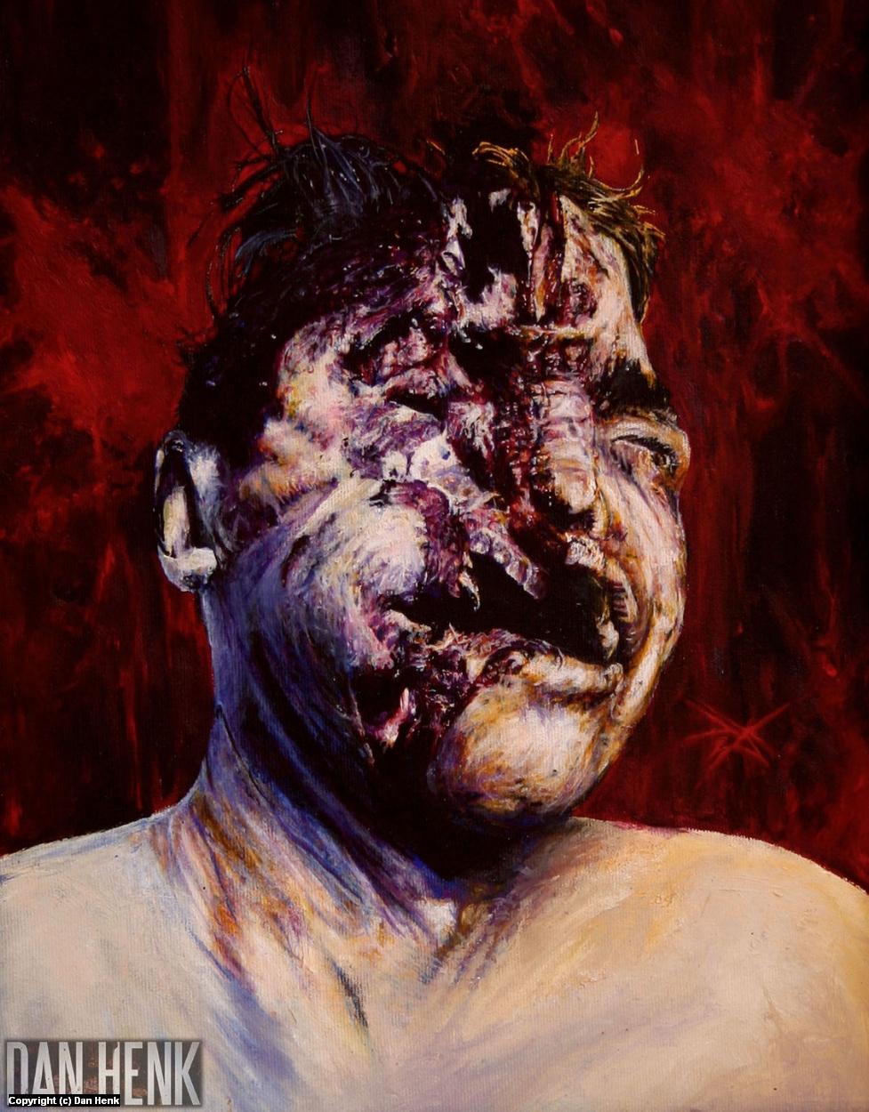 Apocalypse Artwork by Dan Henk