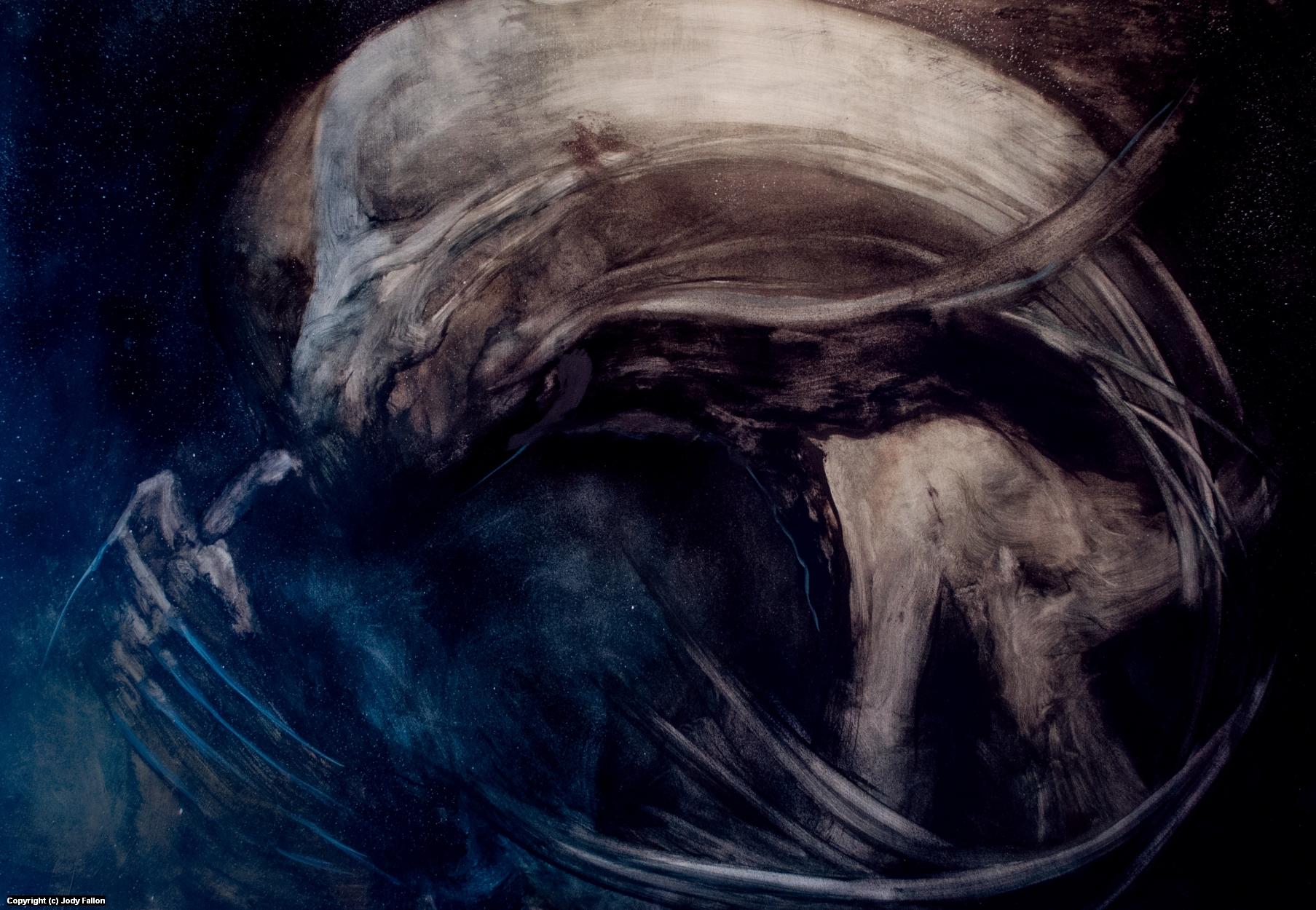 Alien Artwork by Jody Fallon