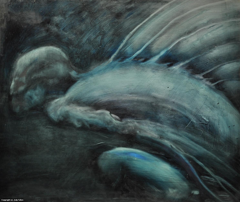 The One That Got Away Artwork by Jody Fallon