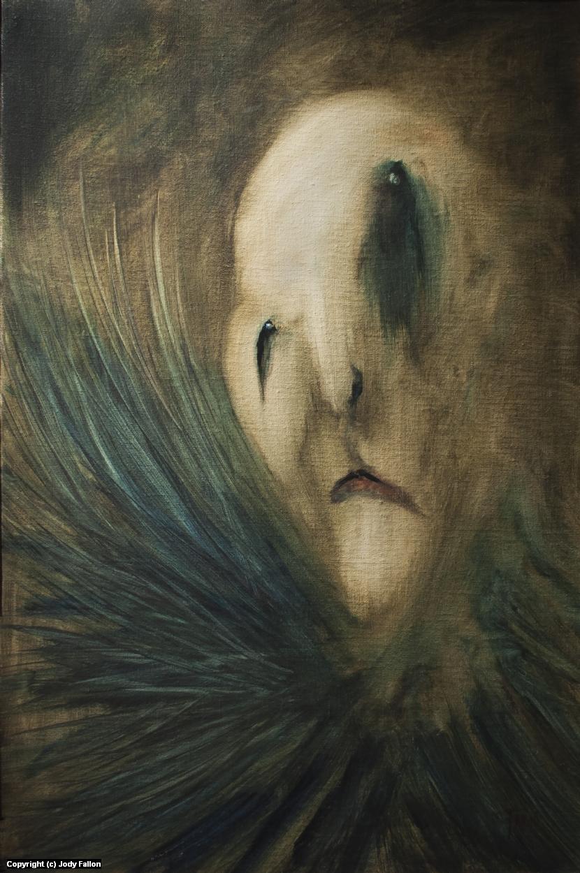 Pagliacci Artwork by Jody Fallon