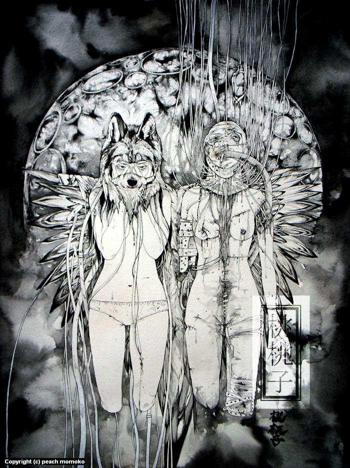 Exotic Club Artwork by MoMoKo Peach