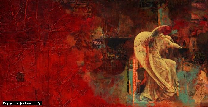 The Dream Artwork by Lisa L. Cyr