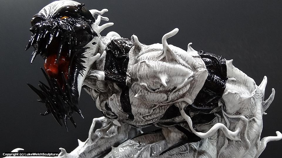 Anti-Venom Artwork by Luke Welch