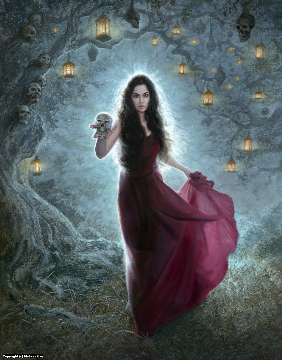 Offering Artwork by Melissa Gay