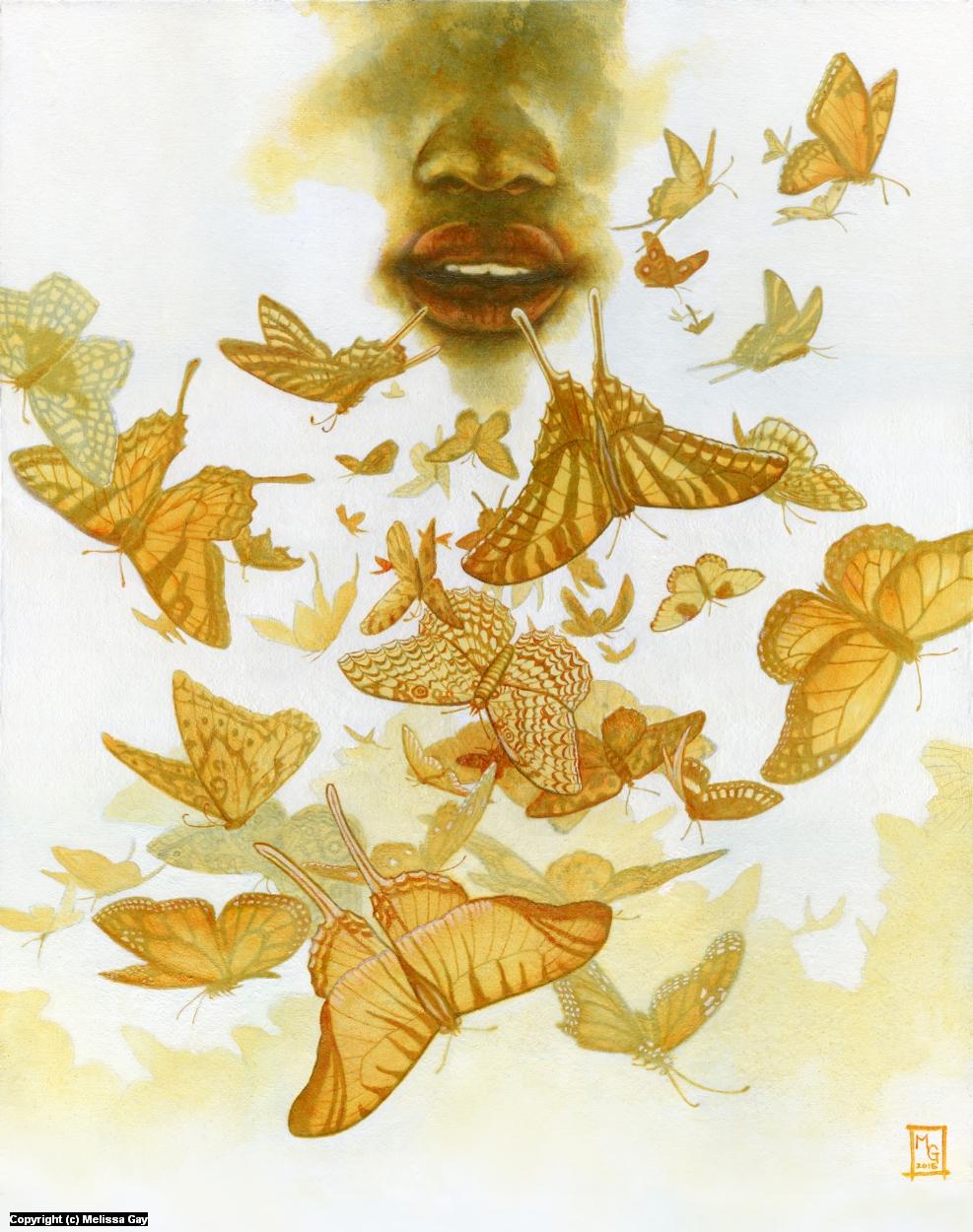 Breath of Life Artwork by Melissa Gay