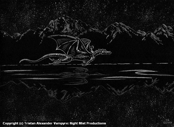 Niccas on Dracon Waelftra Artwork by Tristan Alexander
