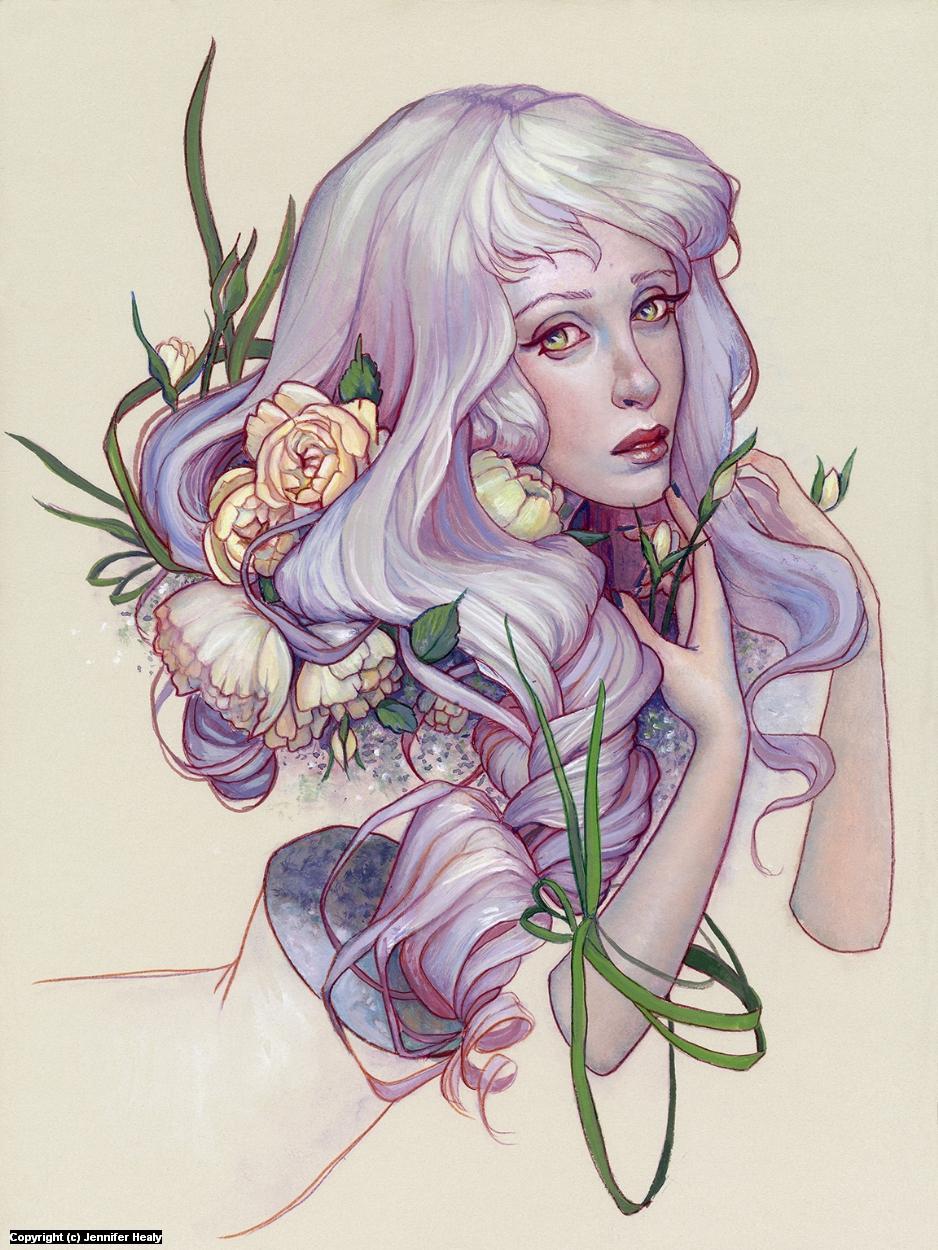 Dissociate Artwork by Jennifer Healy