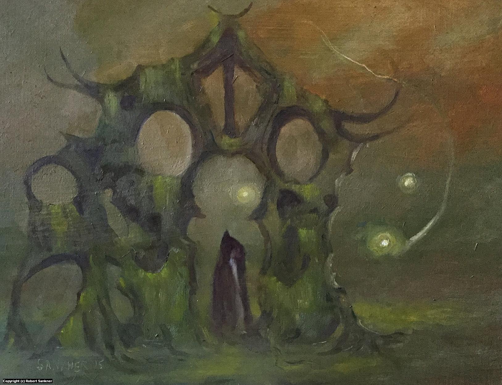 Relic Artwork by Robert Sankner