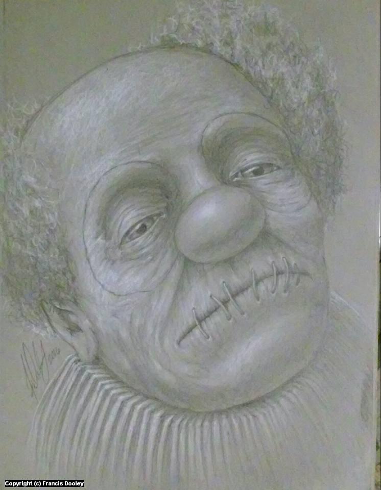 Silence Artwork by Francis Dooley