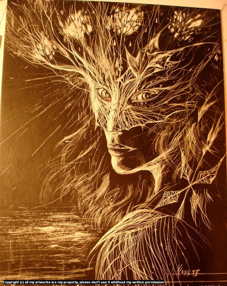 Midnight IV Artwork by 07 LDN