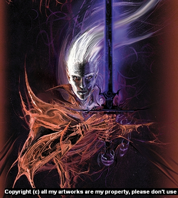 Elric Artwork by Freda L