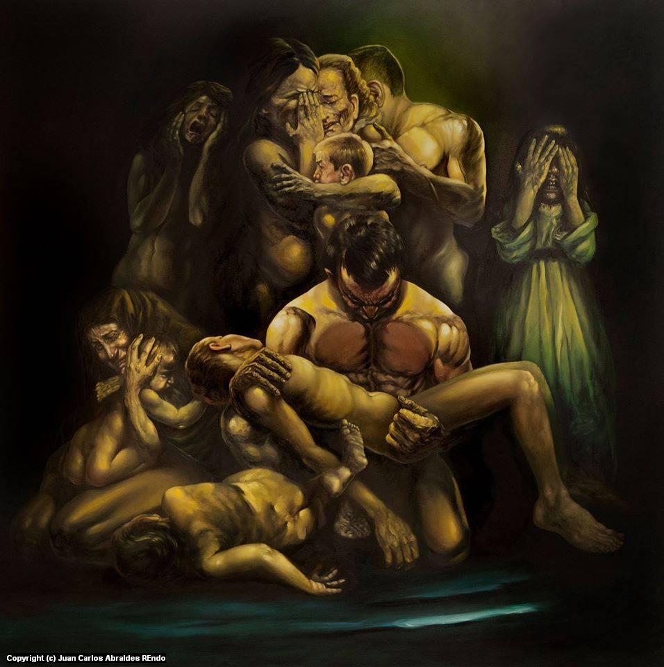 Metanoeo Artwork by Juan Carlos Abraldes REndo