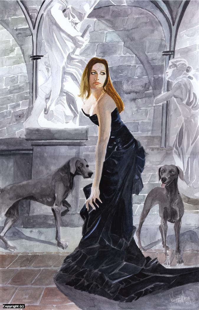 Companion Artwork by William Jamison
