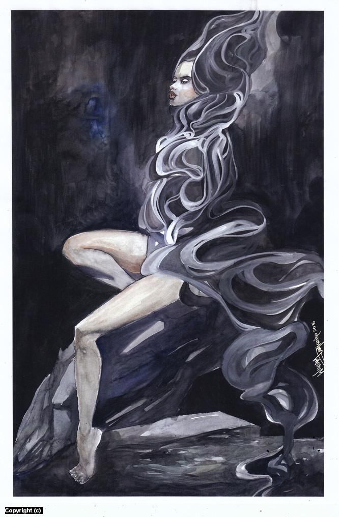 Inner Ether Artwork by William Jamison