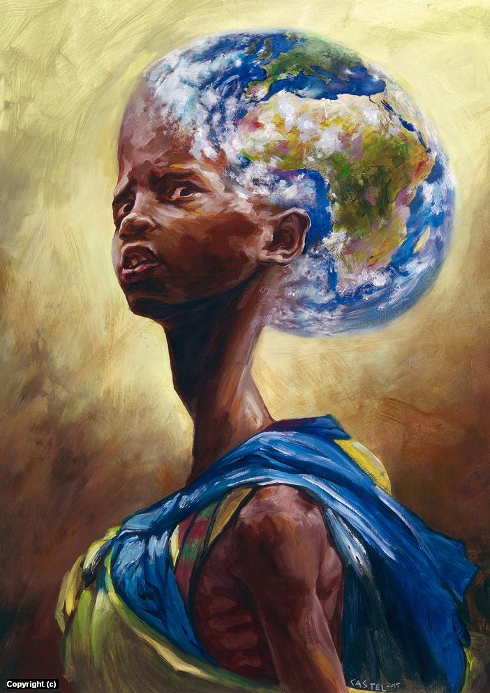 World's Concern Artwork by Quentin Castel