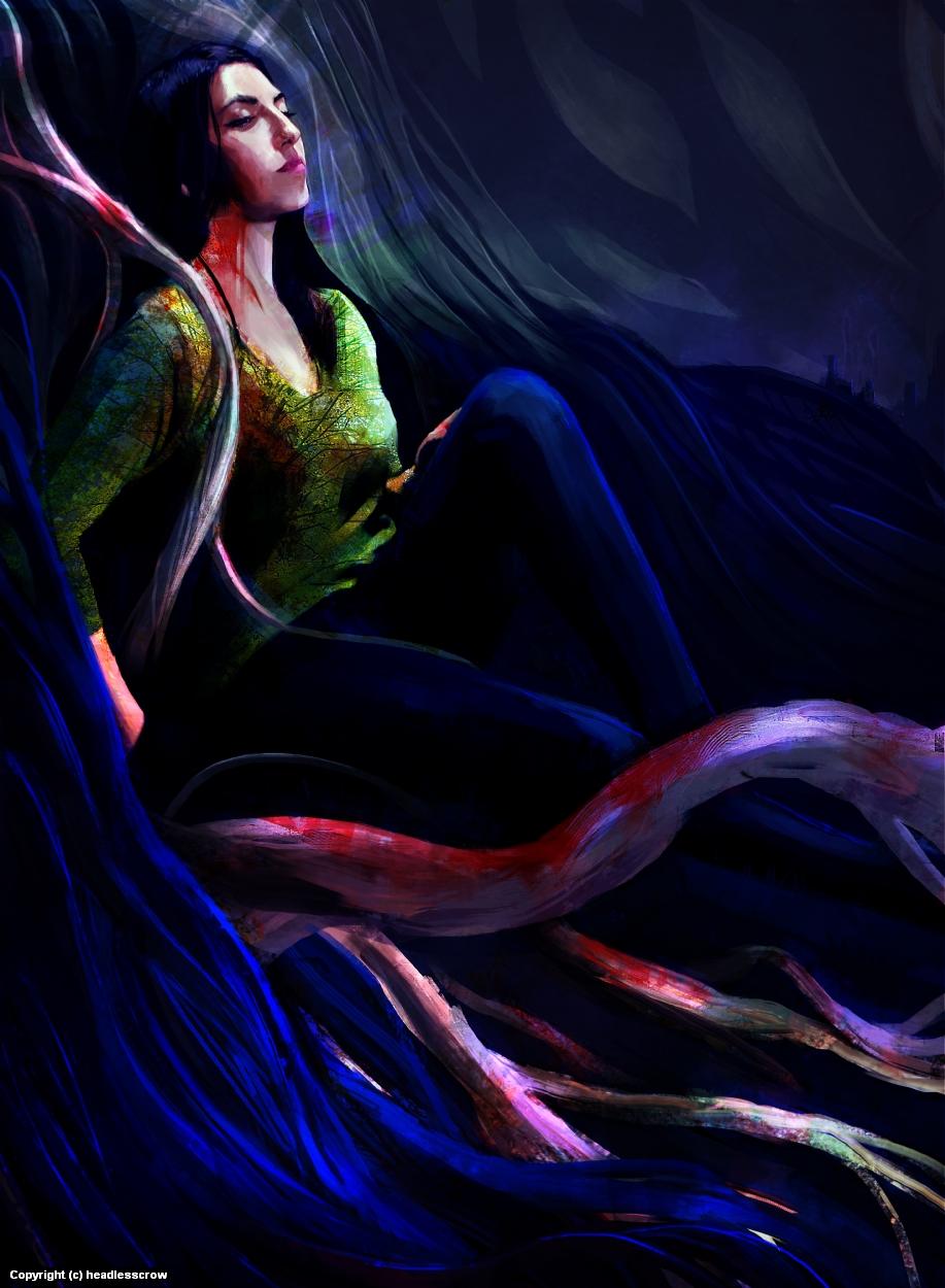 Eternal Sleep Artwork by Calvin Lye