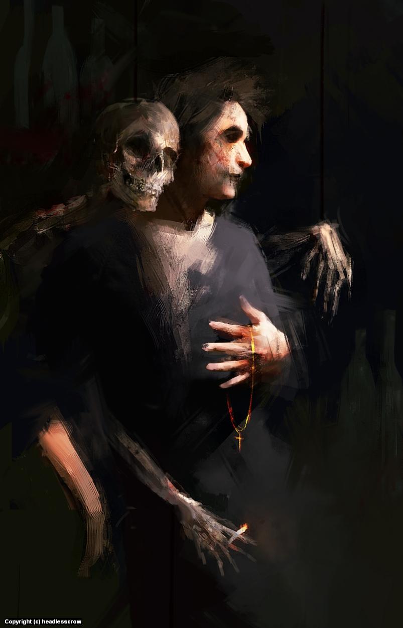 The Manic Artwork by Calvin Lye