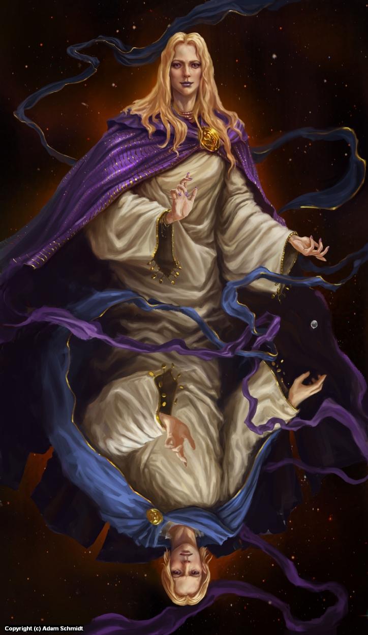 Oponn Artwork by Adam Schmidt