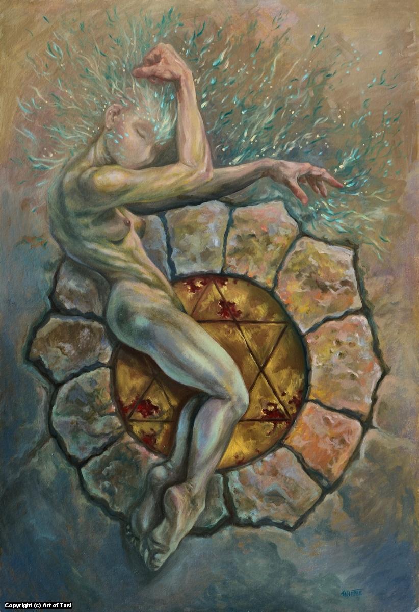 Transformation Artwork by Zsuzsanna Tasi