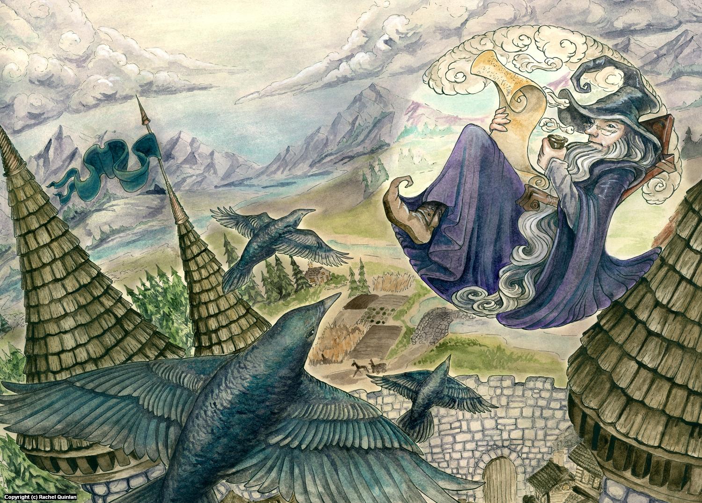 Levitate Artwork by Rachel Quinlan