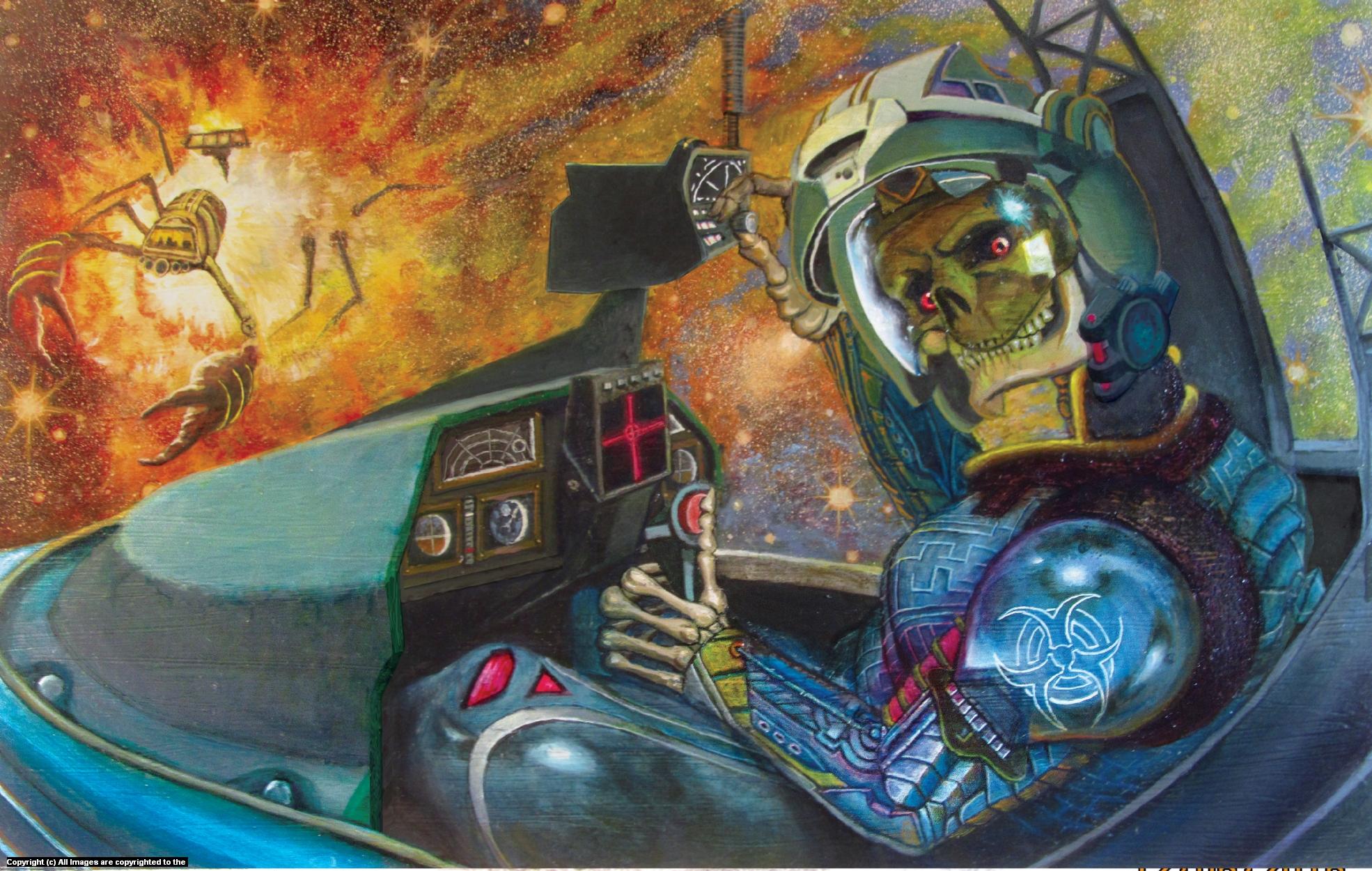 Galactic_Reaper Artwork by John Barrows