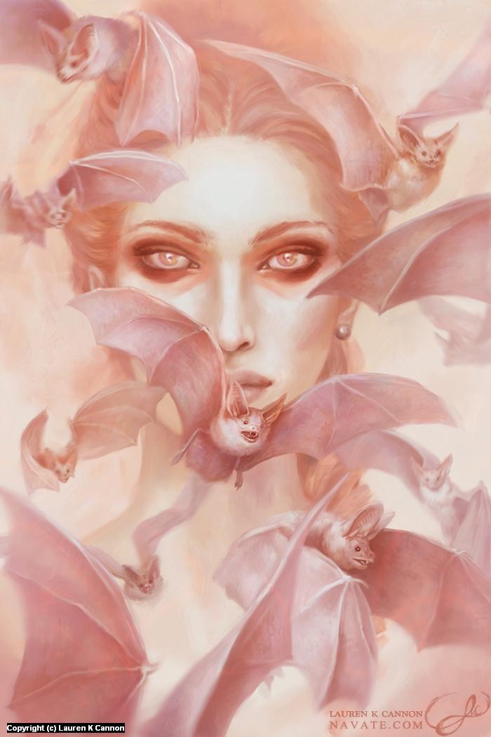 Carmilla Artwork by Lauren Cannon