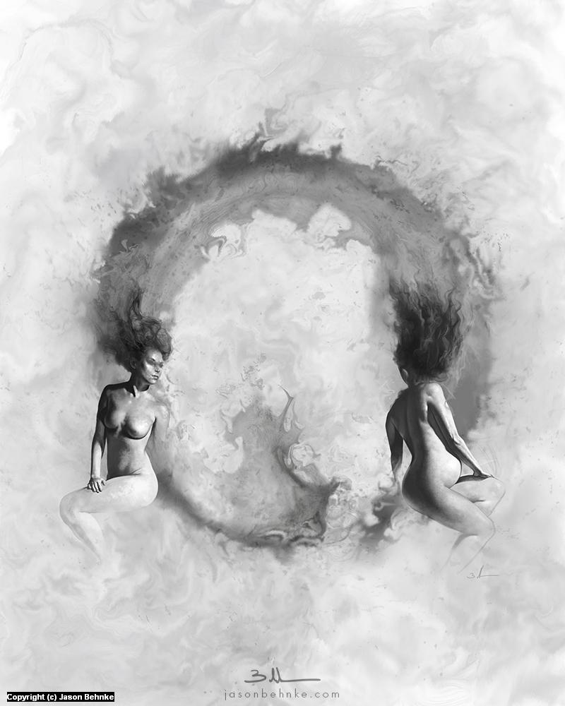 Circularis Tempore Artwork by Jason Behnke