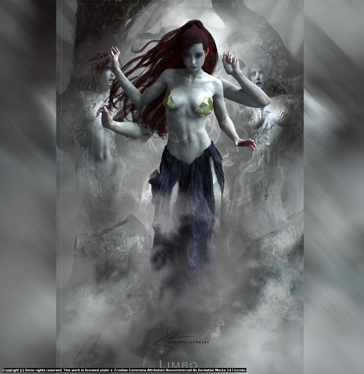 Limbo Artwork by Klaudia Jóźwiak