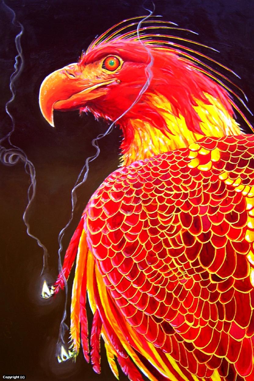 Phynix Artwork by Jack Hoyle