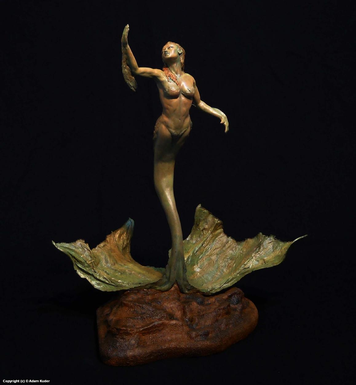 Siren Artwork by Adam Kuder